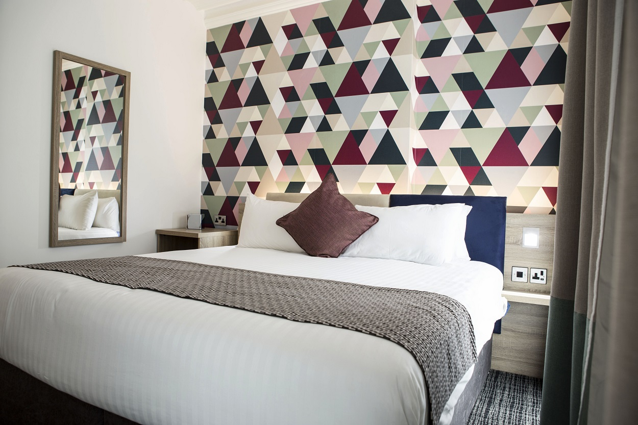 43-rooms expansion now open at Cityroomz Edinburgh